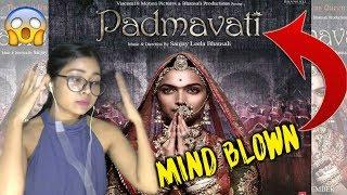 Padmavati   Official Trailer  Ranveer Singh   Shahid Kapoor   Deepika Padukone - Reaction