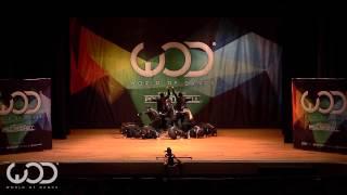 DM Nation 1st Place | World of Dance Boston 2014 #WODBOS