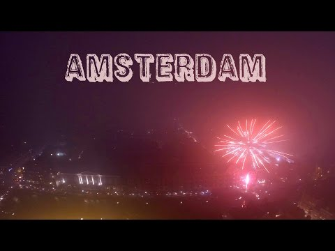 Xxx Mp4 Fireworks From The SKY ULTIMATE CLIMBING MISSION ON NYE Amsterdam 3gp Sex