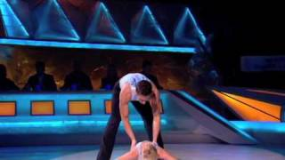 Dancing On Ice: Heather Mills Loses Leg!