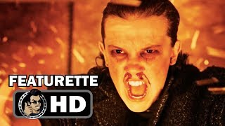 "STRANGER THINGS Official Featurette ""Millie Bobby Brown"" (HD) Netflix Series"