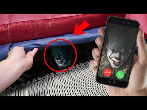 Xxx Mp4 CALLING PENNYWISE ON FACETIME AT 3 AM ATTACKED DO NOT CALL Quot IT Quot AT 3 AM 3gp Sex