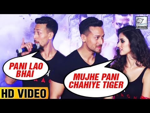Xxx Mp4 Tiger Shroff S Sweetest Behaviour Ever For Girlfriend Disha Patani Baaghi 2 LehrenTV 3gp Sex