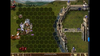 Heroes of Might and Magic III live stream the defeat of Krymzon
