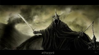 History of Middle-earth: The Witch-King of Angmar (audio + subtitles)