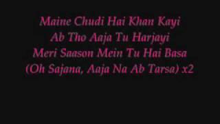 Maine Payal Hai Chankai - With Lyrics