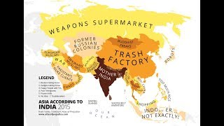 World according to Random Countries