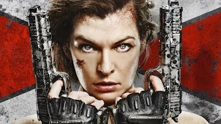 Resident Evil 6: The Final Chapter - Hello Alice   official FIRST LOOK clip (2017) Milla Jovovich