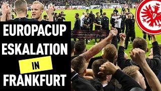 Euro-Eskalation! Die Eintracht ist verrückt geworden | FUSSBALL 2000 - der Eintracht-Videopodcast