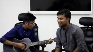 Kalia Sonare (Rajib) covered by Shourav and Tamjid