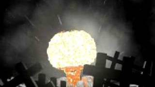 bomb nuclear 3ds max