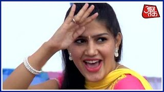 Special Report: Dancer Sapna Chaudhari Tries To Commit Suicide And Leaves Behind Note