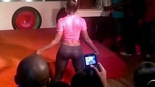 Video of Nigeria girls dancing in the club