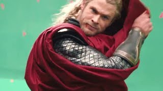 Thor: The Dark World Official Gag Reel - Part 2 (2014) Chris Hemsworth HD