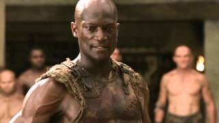 Spartacus Blood and Sand trailer