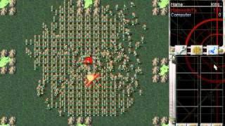 Red Alert - Mammoth Tank vs 1337 Civilians