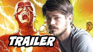 The Flash Season 4 Episode 1 Promo - Ultimate Power Theory