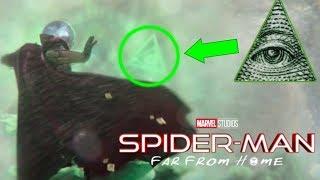Spider-Man Far From Home OFFICIAL Trailer Breakdown