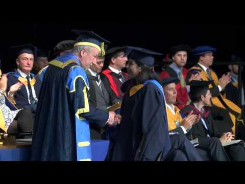 Lord Ashcroft International Business School & Medical Science - ARU Graduation Ceremony  7 Oct 11AM