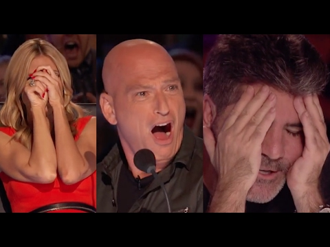 Top 10 Shocking Auditions Will Blow Your Mind Away