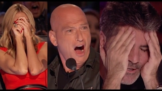 Top 10 Shocking Auditions Will Blow Your Mind Away!