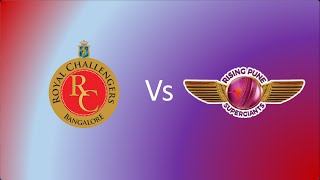 IPL Royal Challengers Bangalore vs Rising Pune Supergiants match highlights 7 may 2016 RCB vs RPS