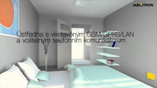 JABLOTRON 100 - Alarm s revolučním ovládáním - CZ (14/02)