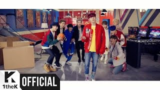 [MV] UP10TION(업텐션) _ Catch me!(여기여기 붙어라)
