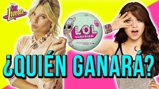 LUNA Y AMBAR SE ENFRENTAN - Muñecas L.O.L lil sisters ¿Quién ganará?