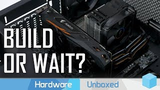 Why Building a Gaming PC Right Now is a Good Idea!