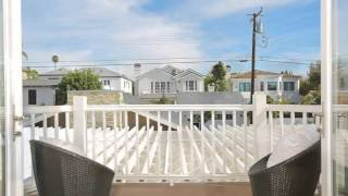 New Cape Cod Style Construction Santa Monica Home for Sale