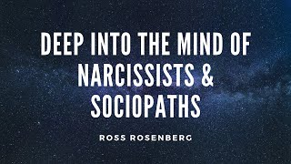 Deep into the Mind of Narcissists & Sociopaths. Radio Interview.  Narcissism & Sociopathy.  Expert