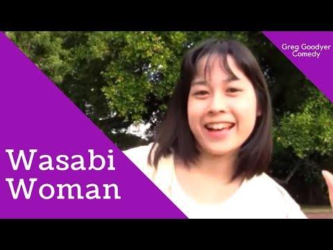 WASABI WOMAN : SUPER HERO !