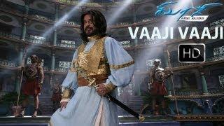 Vaaji Vaaji Sivaji HD - 1080p; Rajini Hit Songs