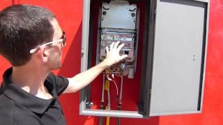 Funcionamiento Calefon a Gas Splendid, Acodike Carmelo y Ciber Station.
