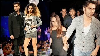 Karan Says He Is Done With Kangana | Varun Natasha Keep A Distance