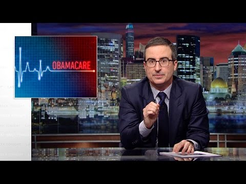 Obamacare Last Week Tonight with John Oliver HBO