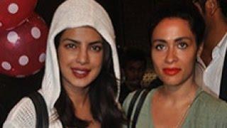 Priyanka Chopra plans to take her Quantico co-star Yasmine Al Massri on 'Mumbai Darshan'!