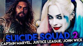 SUICIDE SQUAD 2? John Wick 3! Godzilla vs King Kong! | DafuqNews