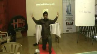 Power Yoga-Face Yoga Part 4 By Mr.Mukesh Mankar
