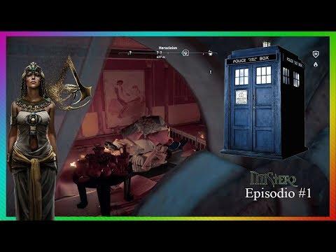 Xxx Mp4 AC Origins Misteri E Stranezze 1 SESSO Mosé Doctor Who E Allucinazioni 3gp Sex