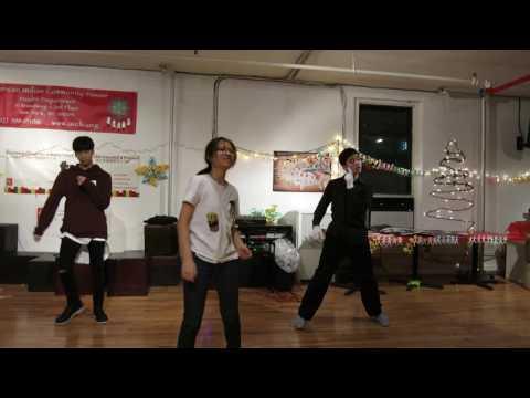 LESP Dance Crew Pt 1 - TRC Open Mic 12.23.16