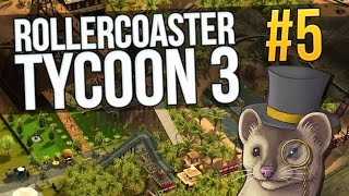 Let's Play RollerCoaster Tycoon 3 - Part 5 - BOX OFFICE TYCOON ★ RollerCoaster Tycoon 3 (Gameplay)