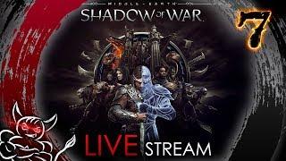 Middle Earth Shadow of War - [#7]  Горгорот Hard !