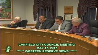Canfield City Council Cancels Summer Meetings Schedule Due to Impending Issues