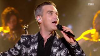 Robbie Williams - Supreme & Party Like A Russian Live At NRJ Music Awards Cannes 2016 - HD