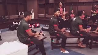 Oparadi new song. Sakib all hasan and bangladesh cricket team