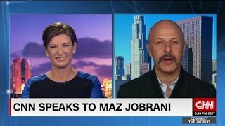 DiCaprio as a Persian poet? Sure, says Maz Jobrani