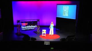 Mending sexual abuse wounds one bucket at a time: Taylor Burrowes at TEDxSevenMileBeach