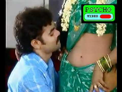 Telugu lady's navel check after wedding